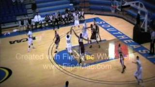 Southeastern Oklahoma State University -Chibuzo Elonu -Highlight Tape