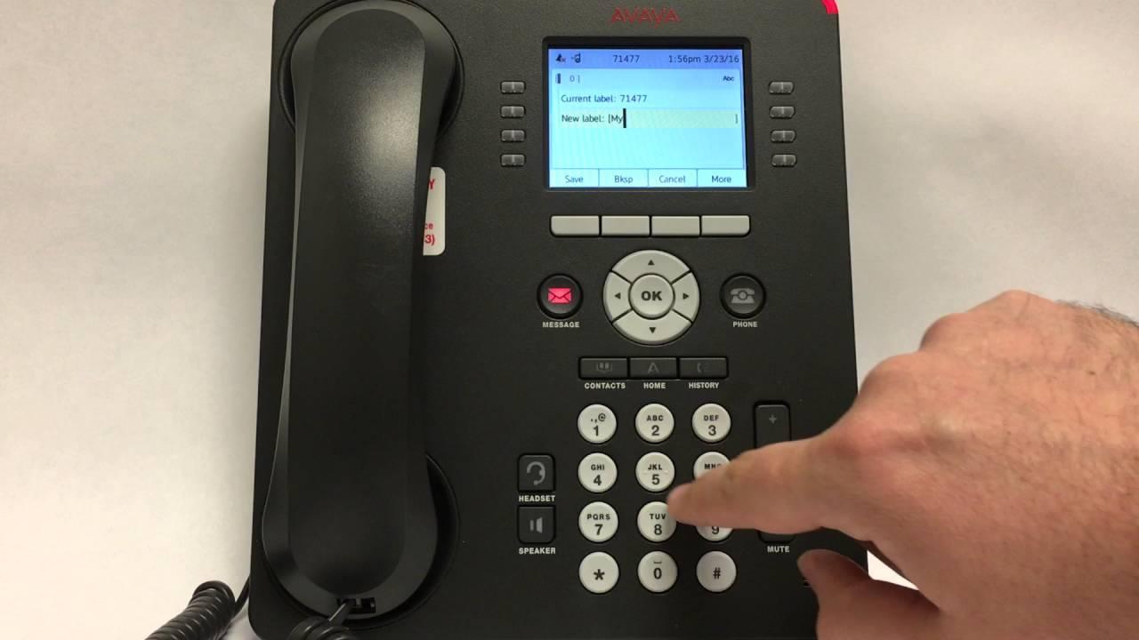 9608/9611G Deskphones | IT Connect
