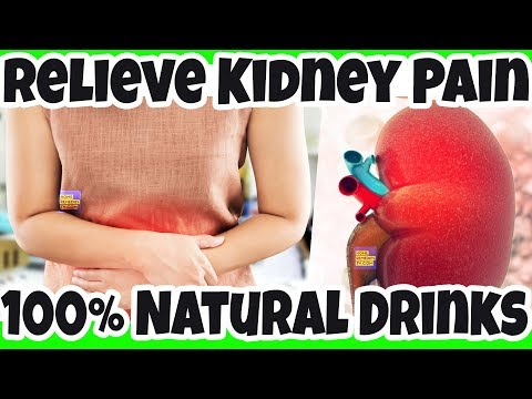 relieve-kidney-pain-with-these-100%-natural-drinks---natural-treatments-to-take-to-fight-kidney-pain