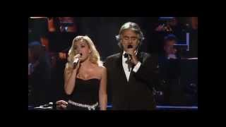 Katherine Jenkins and Andrea Bocelli  - I Believe -  ( Io credo )