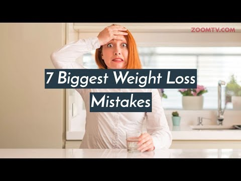 7 Mistakes People Make During Weight Loss | Health & Fitness