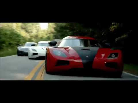 Fast and furious 8 cool racing scene