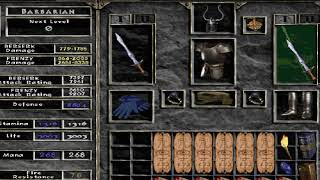 Diablo 2: This is why Grief is the best weapon in Diablo 2