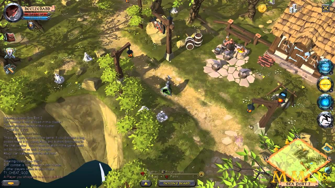 Albion Online - March 2014 Alpha Gameplay Preview