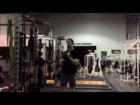 Dr. Seedman Explains Proper Technique for Dips