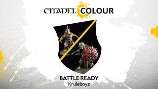 How to Paint Kruleboyz: Battle Ready Gutrippaz and Hobgrot Slittaz