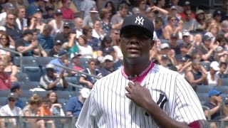 BAL@NYY: Pineda strikes out career-high 16 batters