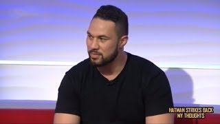 JOSEPH PARKER OFFERS ANTHONY JOSHUA 60/40 MONEY SPLIT!!!