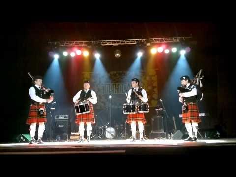 Традиционное шотландское