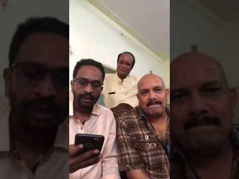 V Manohar and Ramanath Rigvedi Interview