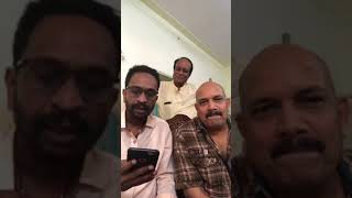 V Manohar and Ramanath Rigvedi Interview