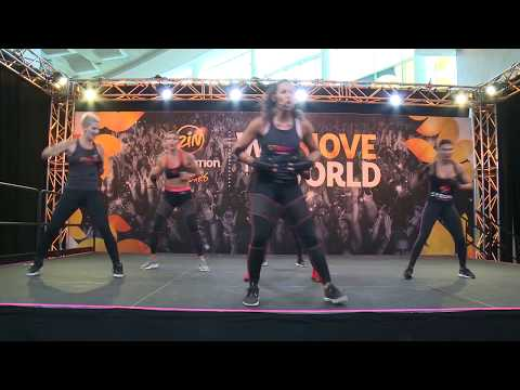 New High Intensity Workout STRONG by Zumba®