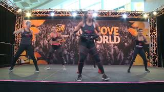 Video New High Intensity Workout STRONG by Zumba® download MP3, 3GP, MP4, WEBM, AVI, FLV Agustus 2017