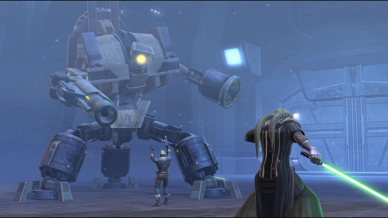 Download SWTOR - Guild Republic OPS - The Eternal Vault - Full Run 16 Man Story Mode Belsavis