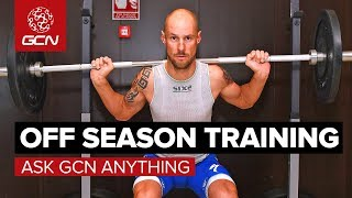 What Do Pro Cyclists Do In The Off Season?   Ask GCN Anything