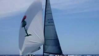 Highland Fling, Wally 82, Loro Piana Super Yacht Regatta, Porto Cervo, 2010