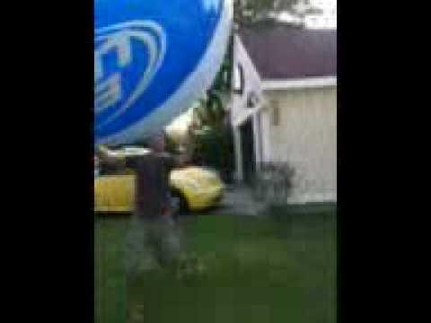 Giant Bud Light Beach Ball   YouTube