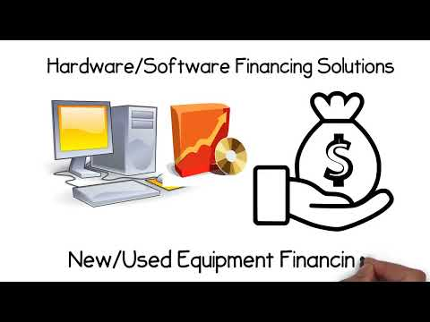 Software & Hardware Financing; Equipment Leasing