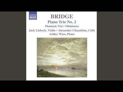Miniatures For Piano Trio: Set 1: No. 2. Gavotte