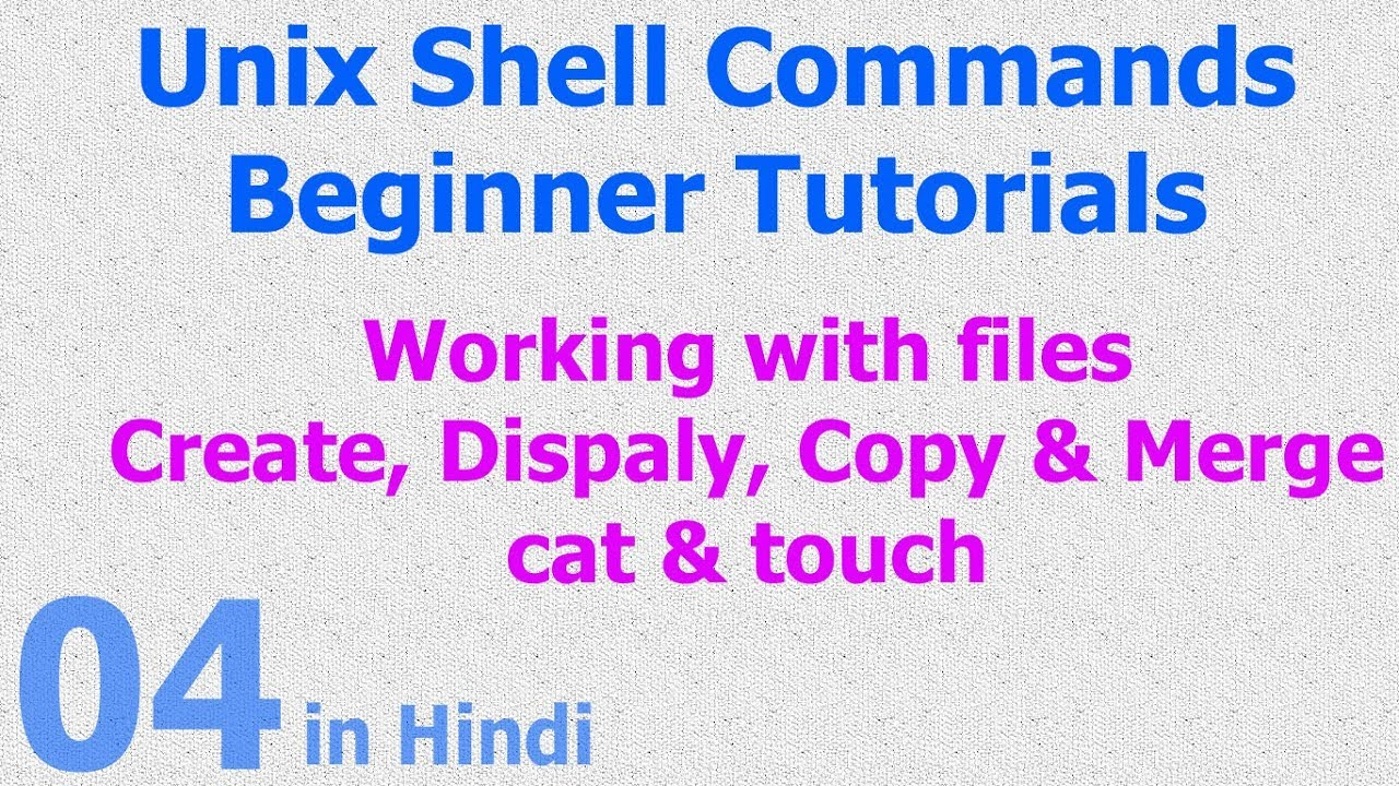 In Unix, how do I combine several text files into a single file?