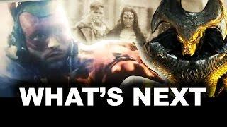 Batman v Superman Deleted Scene Communion, Flash Cameo, Ending - REACTION & BREAKDOWN