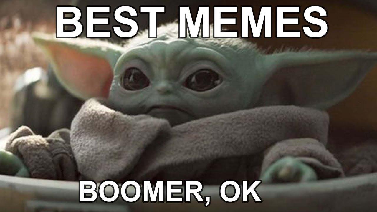 Baby Yoda Memes Audiences React To The Mandalorian S Cutest Character The Mandalorian Disney Youtube