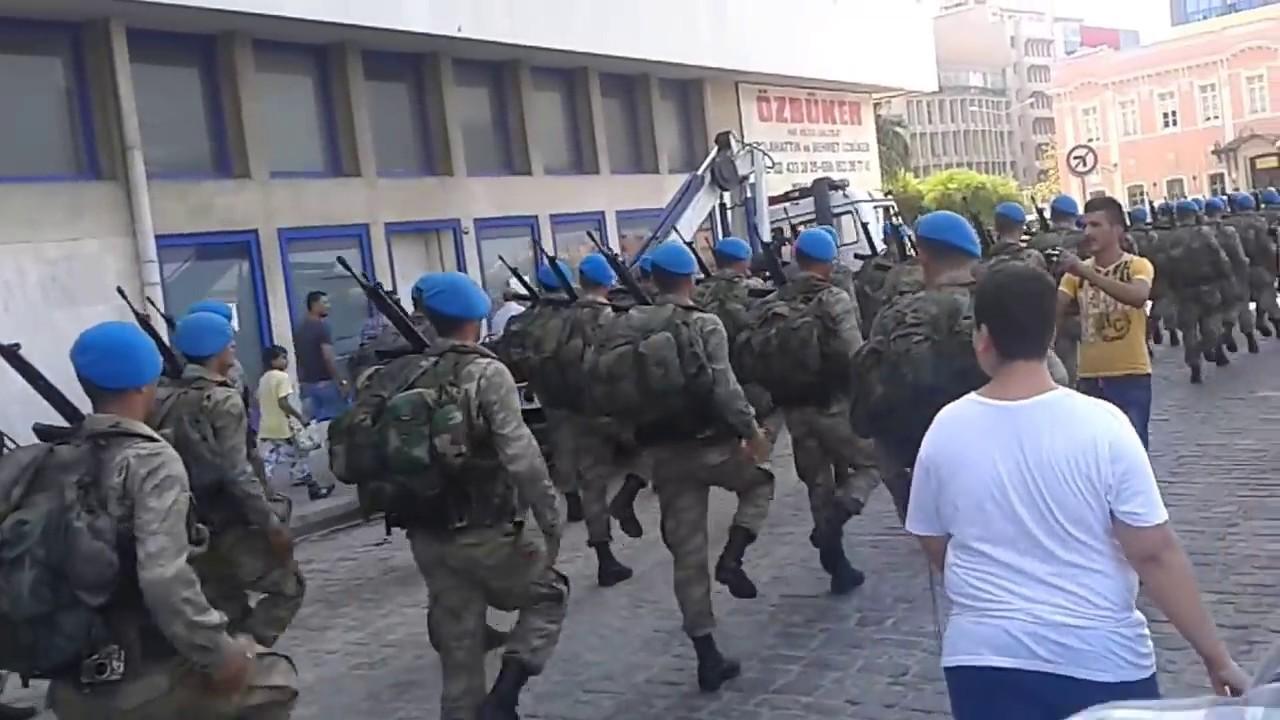 Jandarma komando zmir kordon youtube
