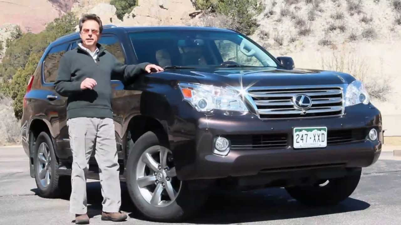 2013 lexus gx 460 review youtube. Black Bedroom Furniture Sets. Home Design Ideas