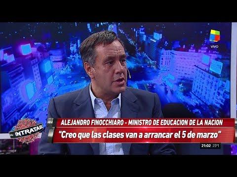 """""""Intratables"""" con Santiago del Moro (Parte 1 HD) - 23/02/18"""