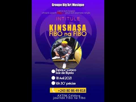 Weachplay Art - KINSHASA FIBO NA FIBO  ( audio officiel )