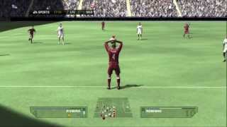 Liverpool Vs Real Madrid [FIFA 07 XBOX360]