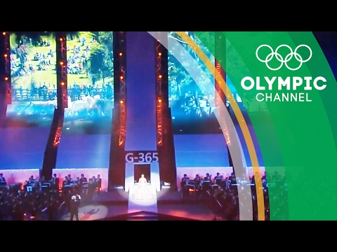 PyeongChang 2018 One Year To Go Ceremony