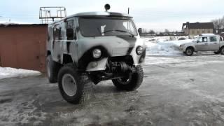 Буханець ГАЗ-51 Карбюратор К-22Г