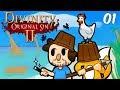 Foxman & JSmithOTI Play: Divinity Original Sin II - Ep. 1 - Men At Work