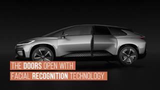 Faraday Future FF91 presentation (CES 2017)