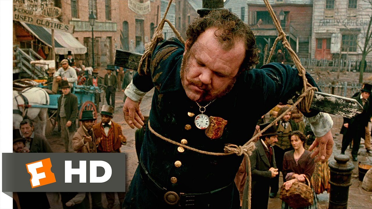 Gangs Of New York 10 12 Movie Clip Happy Jack 2002 Hd Youtube