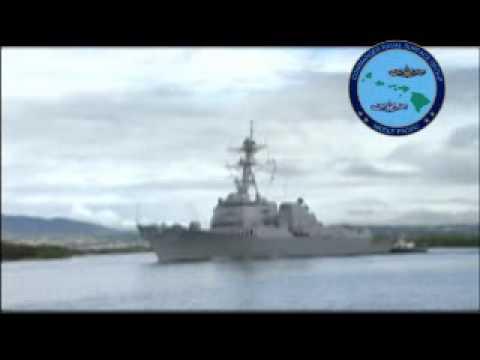 Navy Region Hawaii Command Video