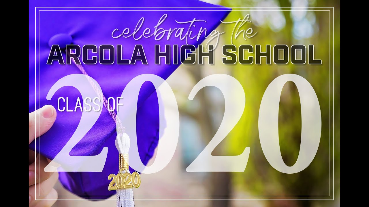 Celebrating The Arcola Class of 2020