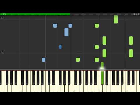 Niall Horan - On The Loose - Piano Tutorial Cover (Sheets)