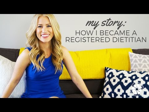 CAREER: My Personal Story, How I Became A Registered Dietitian | Healthy Grocery Girl