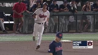 Auburn Baseball vs Ole Miss Game 1 Highlights
