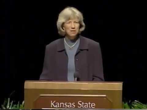 Landon Lecture | Gale Norton