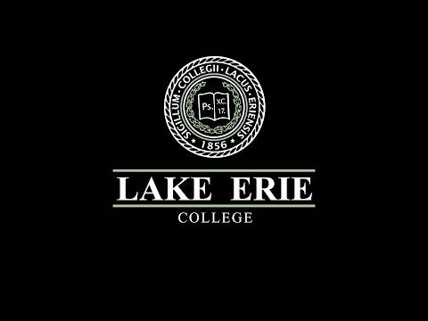 Lake Erie College December 2016 Commencement