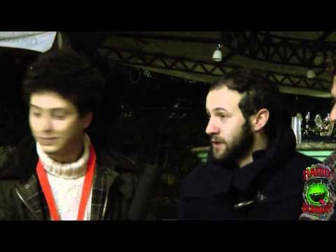 Radio Bombay intervista gli Squadra Omega