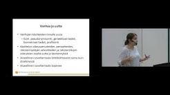 EU:n tietosuoja-asetus ja tieteellinen tutkimus – Anna Hänninen