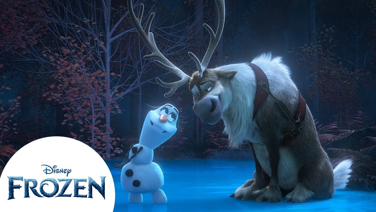 Download Olaf Retells the Story of Disney's Frozen | Frozen