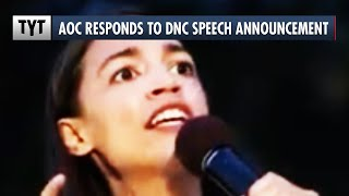 Download Lagu Republicans With More Speaking Time At DNC Than AOC mp3