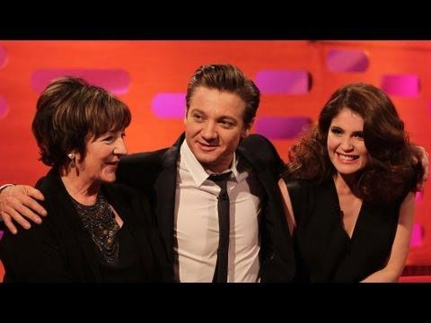 Gemma Arterton, Karaoke Queen  The Graham Norton   Series 12 Episode 16  BBC One