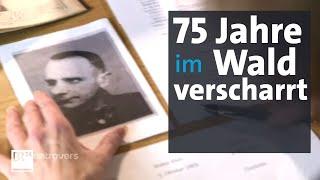 Die mühsame Identifizierung von toten Soldaten aus dem II. Weltkrieg | Kontrovers | BR24