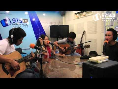 HIVI! - Heartbeat Live dari Studio 97.5 FM Motion Radio Jakarta